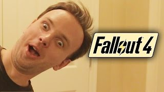 MY BRO GOT FALLOUT 4 EARLY! How to Cope with Leaked Gameplay & Spoilers!