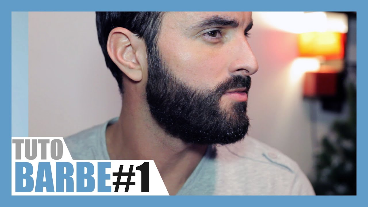 Comment avoir une belle barbe bien taill e tuto youtube - Mode de la barbe ...