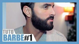 Comment avoir une belle barbe bien taillée - TUTO