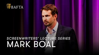 Writing advice from Mark Boal | Screenwriters' Lecture