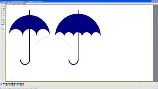 6 класс  ФГОС  Практическая работа № 3, задание 6  Зонтик