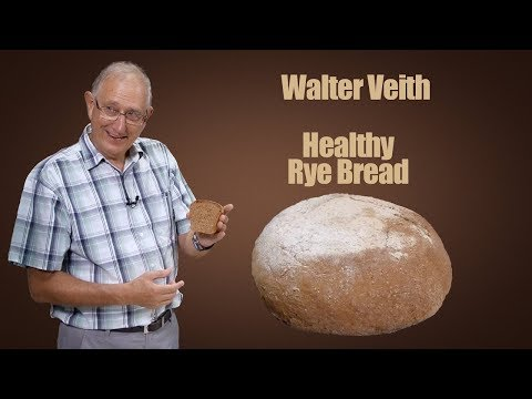 Quick Rye Bread - Walter Veith
