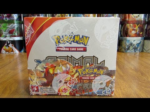 Primal Clash Booster Box Opening Pt. 1