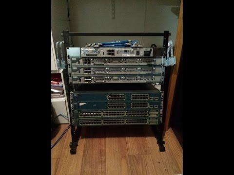 CCNA / CCNP Lab Rack