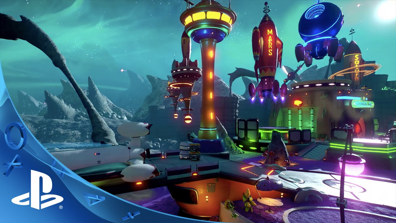 Plants Vs Zombies Garden Warfare 2 12 New Maps Trailer Ps4