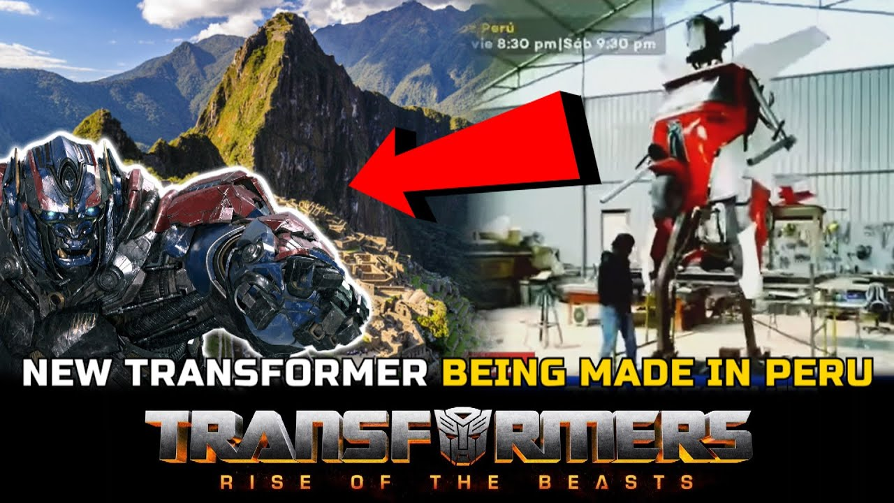 New Transformers Being Built In Peru And Filming Preparations    Transformers Rise Of The Beasts