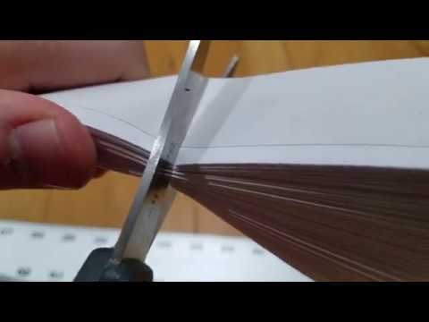 How To Install A Redi Shade Paper Shadeblind Youtube