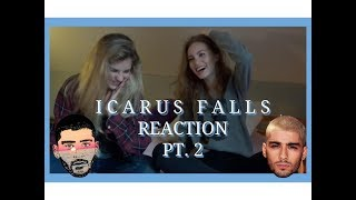 ICARUS FALLS REACTION PT. 2