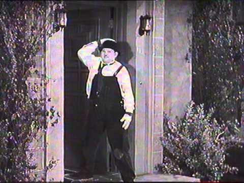 Laurel & Hardy livreurs de pianos