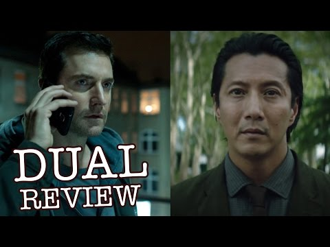 Berlin Station Review, Falling Water Review - Richard Armitage, Rhys Ifans, David Ajala