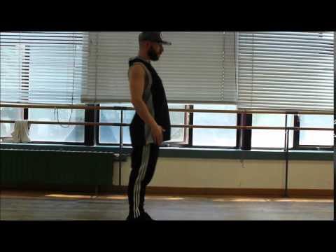 MARKHIPHOP - URBAN DANCE STEPS 2015