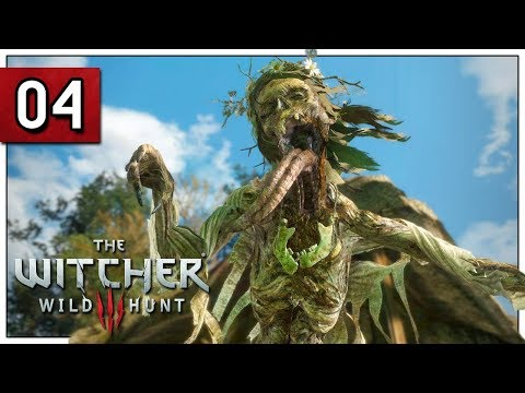 Let's Play The Witcher 3 Blind Part 4 - Devil by the Well - Wild Hunt GOTY PC Gameplay