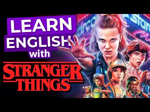 Learn English With Stranger Things