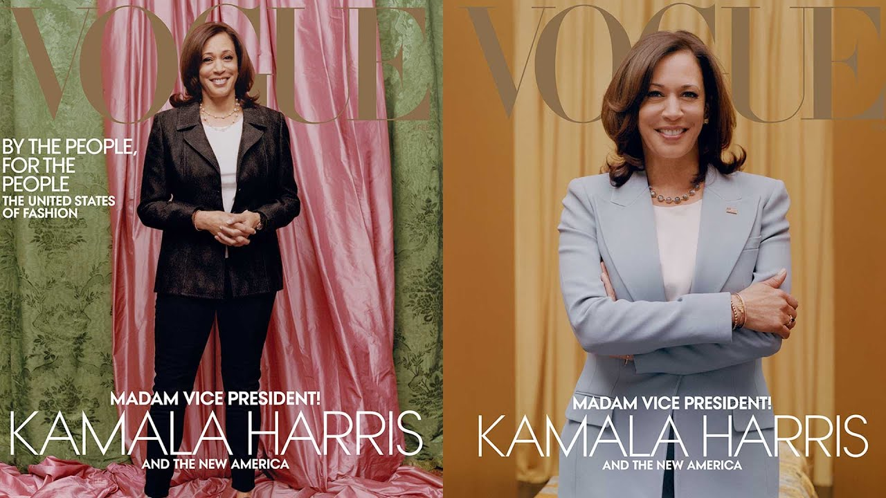 VP Elect Kamala Harris Graces The Cover Of Vogue But Her Team Isn't Happy