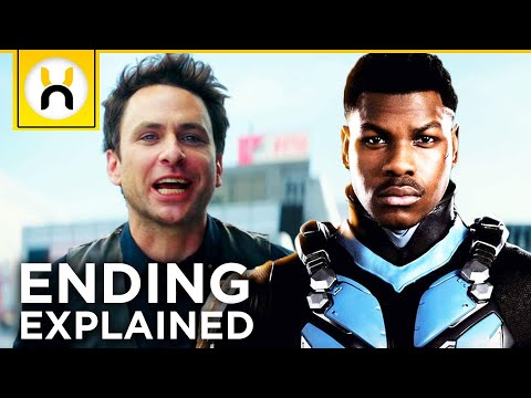 Pacific Rim: Uprising  Ending Explained