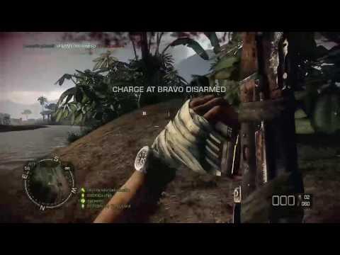 Battlefield Bad Company 2 Vietnam - Xbox One Gameplay (Live Stream Upload)