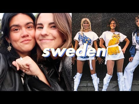 2 Days in Stockholm: ABBA Museum and Kayaking around Sweden VLOG