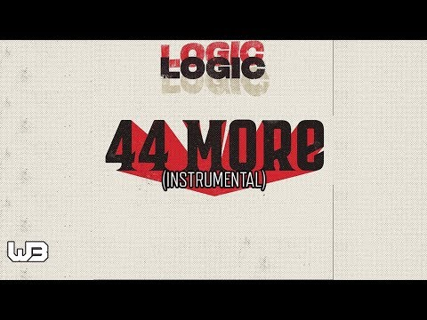 Logic - 44 More (Instrumental) (Full Beat)
