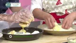 최고의 요리 비결 - 임효숙의 감자크로켓과 무채샐러드_…