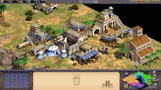 【実況】Age of Empires 2 フランシスコ デ アルメイダ 失われた命に 簡単