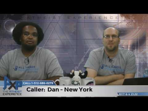 Atheist Experience 21.22 – Dan – New York – Whats Your Purpose of Making Fun of Religion?