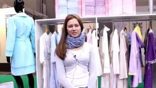 Женские и мужские халаты от ТД Олигатекс, Heimtextil Russia - 2013(, 2013-10-23T14:23:27.000Z)