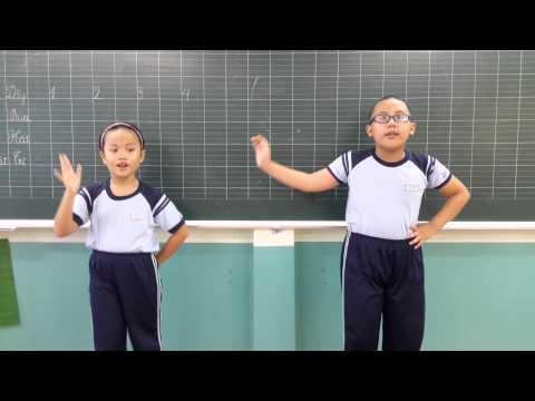 Bài ca đi học - lớp 3/3 Nguyễn Huệ
