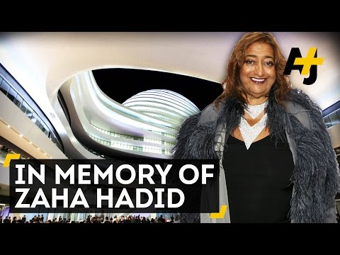 Five Reasons Why Architect Zaha Hadid Was A Badass
