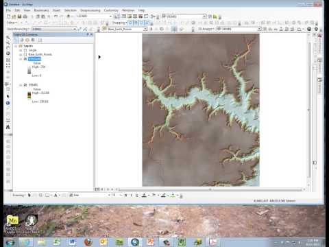 Visualization and Management of LiDAR Data