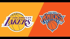 NBA Summer League Live Stream: New York Knicks Vs LA Lakers (Live Reactions & Play By Play)