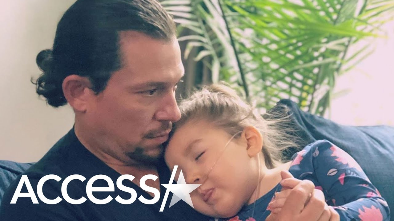 'Finally, she is free from pain': Hamilton star Miguel Cervantes reveals his daughter, 3, who suffered from epilepsy and ...