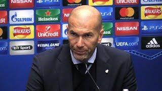 Tottenham 3-1 Real Madrid - Zinedine Zidane Full Post Match Press Conference - Champions League
