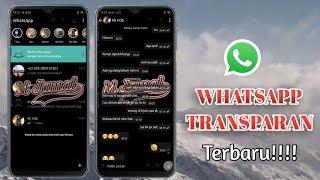 Gambar cover Whatsapp transparan terbaru - GBwhatsapp prime terbaru