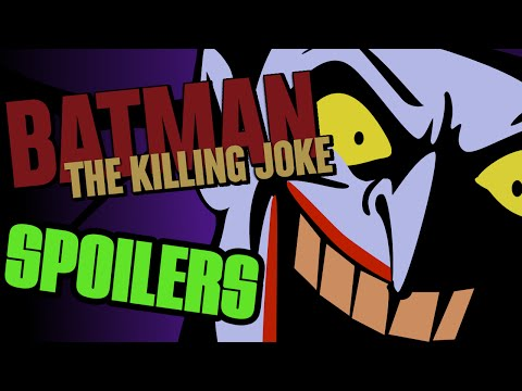 Batman The Killing Joke Review (SPOILERS)