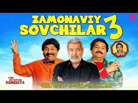 Zamonaviy sovchilar 3 (o'zbek film)   Замонавий совчилар 3 (узбекфильм) #UydaQoling