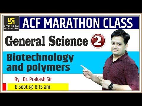 General Science  ( Day 2 )   ACF Marathon Classes   By Prakash Sir