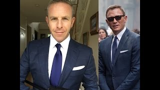 Tom Ford Spectre PTS Suit