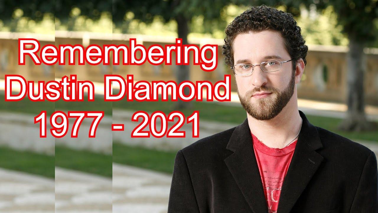 Remembering Dustin Diamond 1977 - 2021