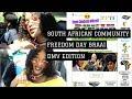 SOUTH AFRICAN COMMUNITY FREEDOM DAY PICNIC : DMV EDITION VLOG