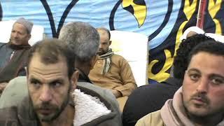 الشيخ حماد الشامى العشاء عزاء ديما مركز كفر الزيات  تصوير اكرم درويش