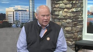 Phillip Fulmer discusses University of Tennessee season football ticket sales