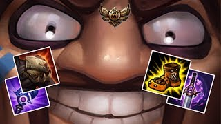 Lategame MOVEMENT SPEED DRAVEN (This man is not reformed)- Bronze Spectates 38