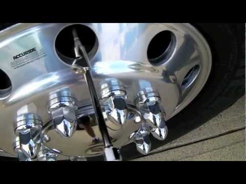 HOW TO: Inflate High Pressure RV Tires