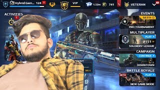 Playing with my SunGlasses ON - Modern Combat 5 LIVE!#165