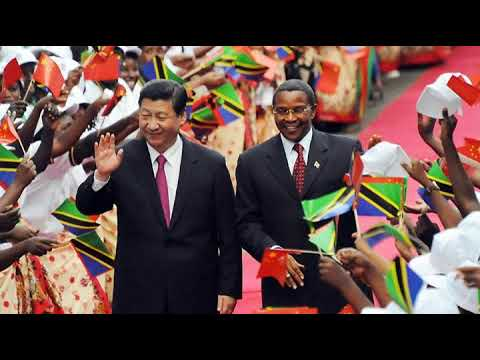 China's leaders spend a lot of time in Africa, where they go may surprise you