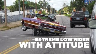 Extreme Low Rider Hops With Attitude | Idris Elba: King Of Speed