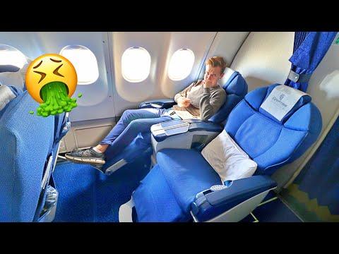 EgyptAir A330 - Dirty \u0026 Disgusting!