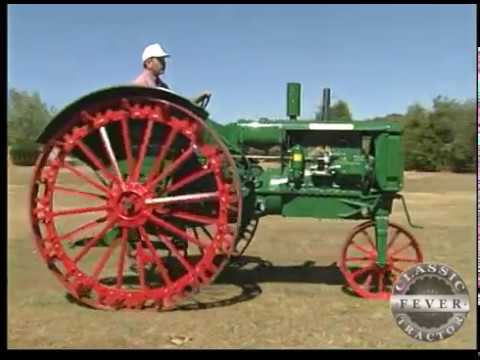 1930 Oliver Hart Parr 18 27 Row Crop Classic Tractor
