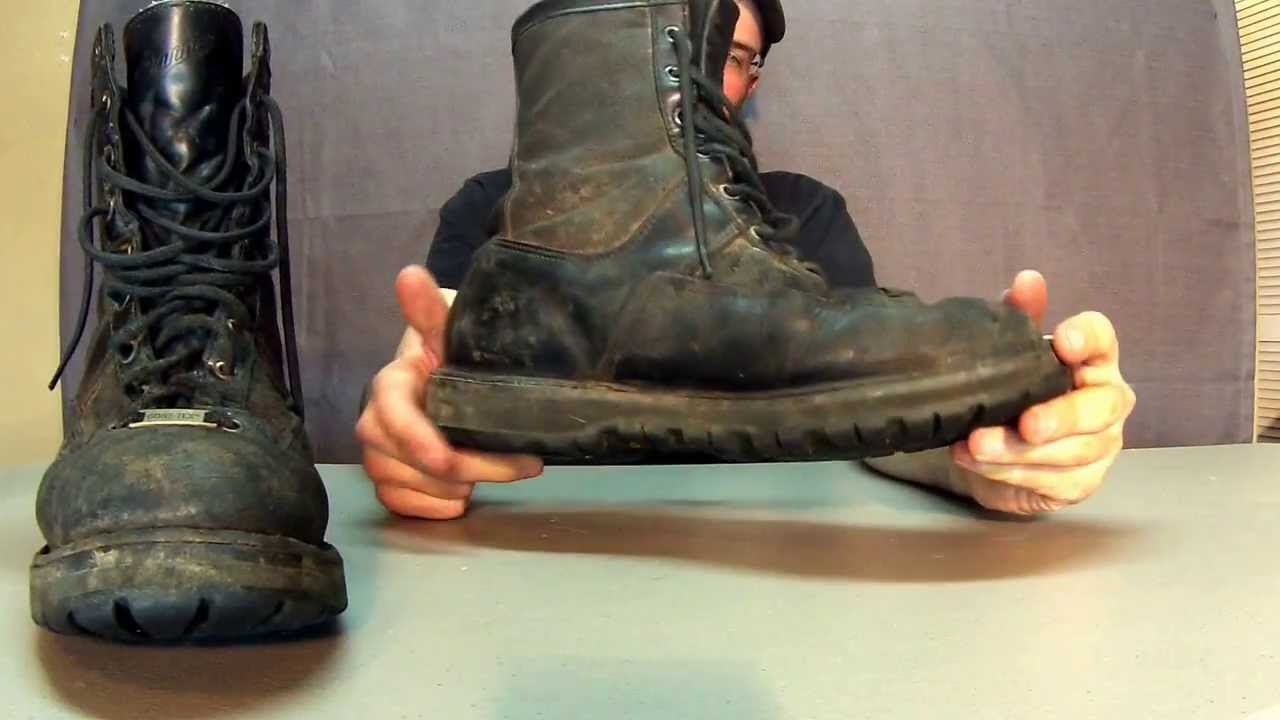 Danner Boot Review - YouTube