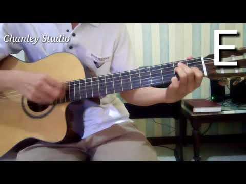 belajar gitar - kasih Yesus indah oh indah